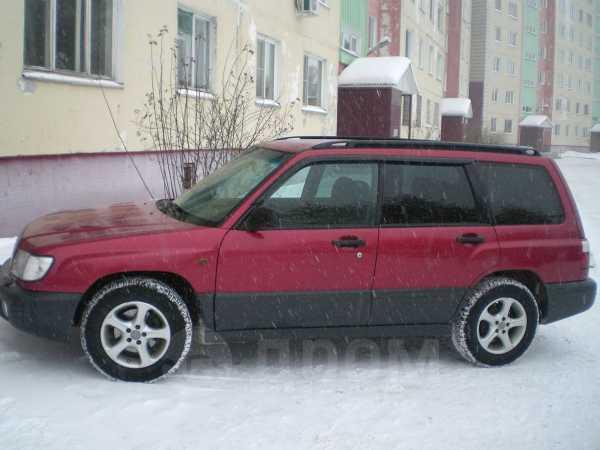 Subaru Forester, 2001 год, 356 000 руб.