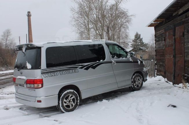 Toyota Touring Hiace, 1999 год, 447 000 руб.