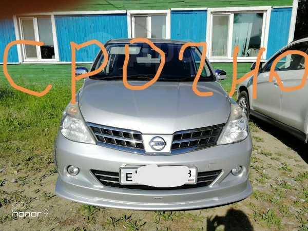 Nissan Tiida, 2010 год, 410 000 руб.