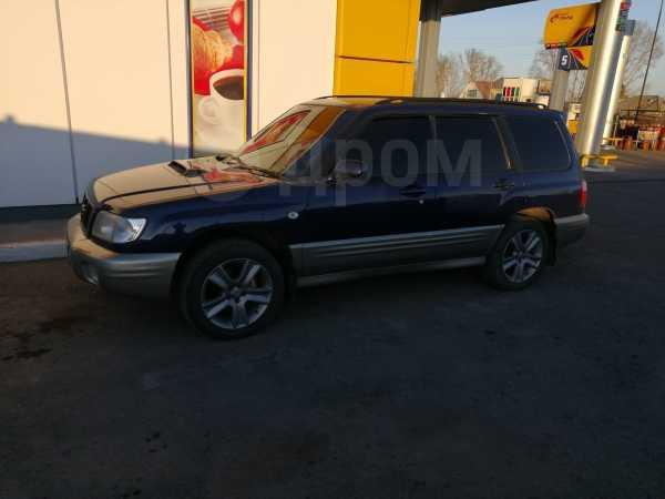 Subaru Forester, 2000 год, 449 000 руб.