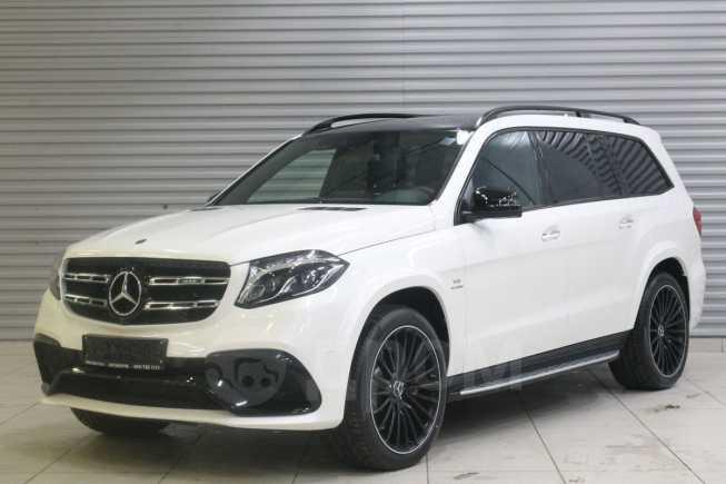 Mercedes-Benz GLS-Class, 2018 год, 10 830 000 руб.