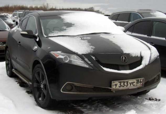 Acura ZDX, 2010 год, 1 250 000 руб.