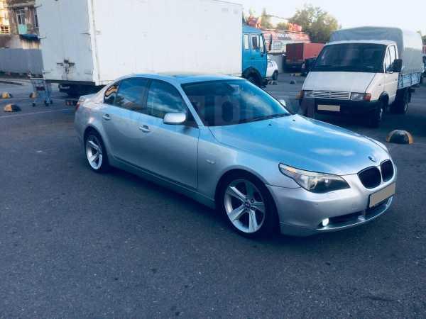 BMW 5-Series, 2005 год, 465 000 руб.