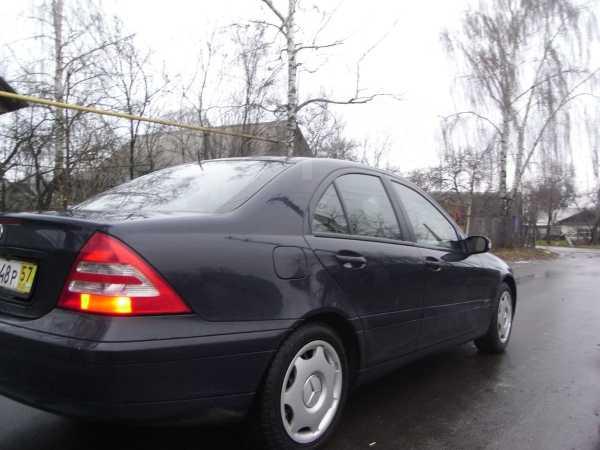 Mercedes-Benz C-Class, 2003 год, 345 000 руб.