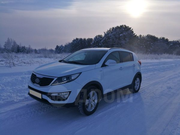 Kia Sportage, 2012 год, 900 000 руб.