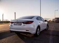 Сочи Mazda6 2016
