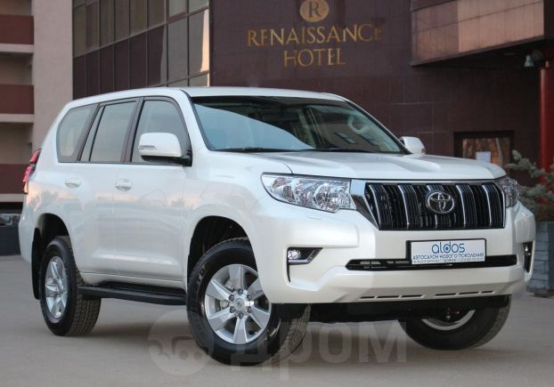 Toyota Land Cruiser Prado, 2019 год, 3 059 000 руб.
