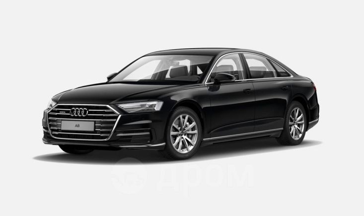 Audi A8, 2018 год, 5 990 000 руб.
