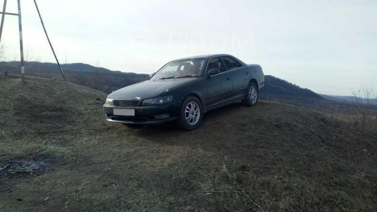 Toyota Mark II, 1995 год, 160 000 руб.