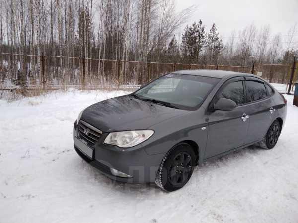 Hyundai Elantra, 2008 год, 410 000 руб.