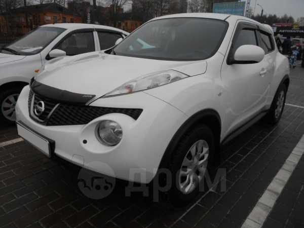 Nissan Juke, 2011 год, 609 000 руб.