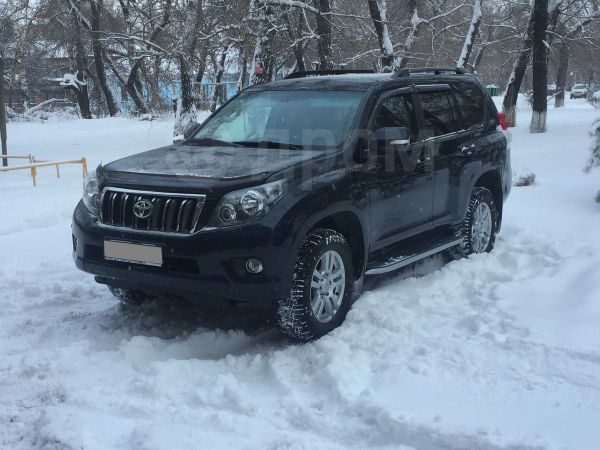 Toyota Land Cruiser Prado, 2012 год, 1 650 000 руб.