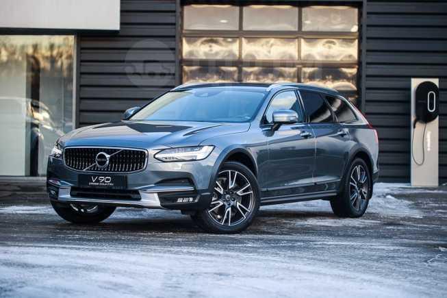 Volvo V90, 2018 год, 3 992 681 руб.