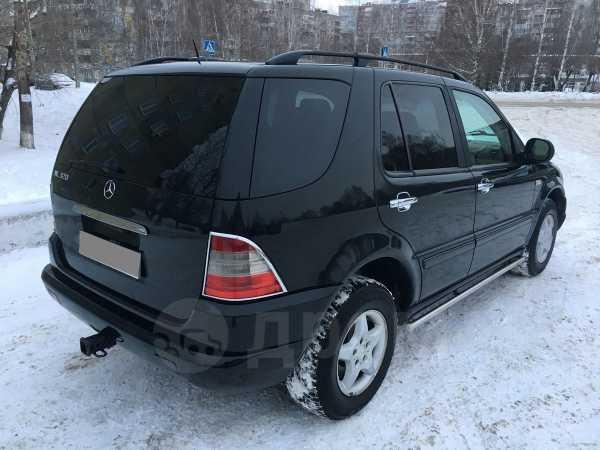 Mercedes-Benz M-Class, 2001 год, 440 000 руб.