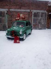 Бийск Запорожец 1961