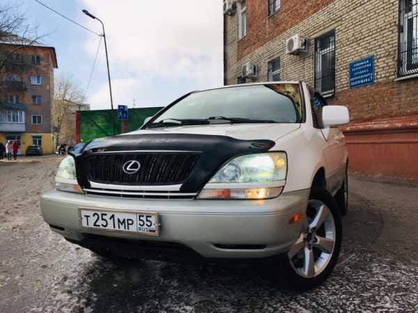 Lexus RX300, 2002 год, 574 000 руб.
