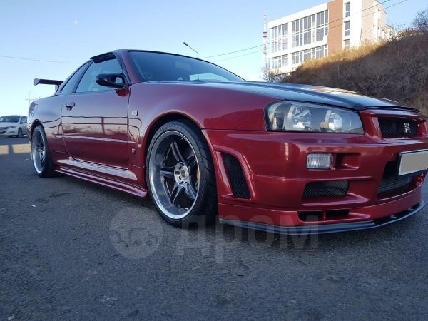 Nissan Skyline GT-R, 1999 год, 2 950 000 руб.