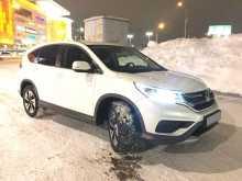 Новосибирск Honda CR-V 2015