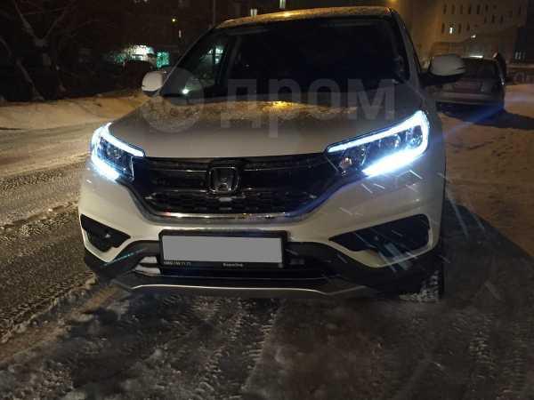 Honda CR-V, 2015 год, 1 449 000 руб.
