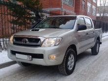 Томск Hilux Pick Up 2011