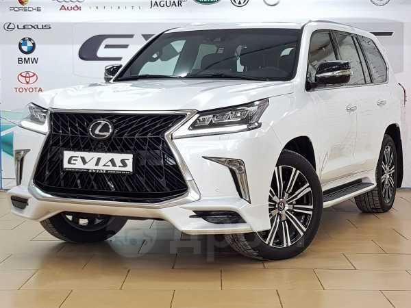 Lexus LX570, 2018 год, 6 859 000 руб.