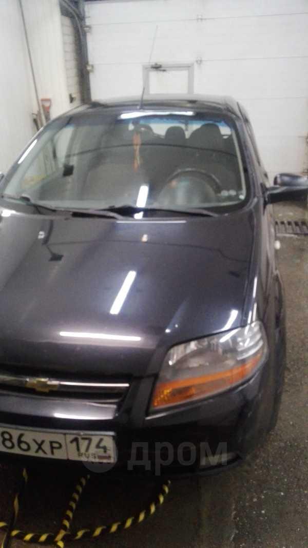 Chevrolet Aveo, 2007 год, 140 000 руб.