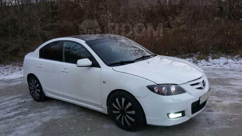 Mazda Mazda3, 2008 год, 359 000 руб.