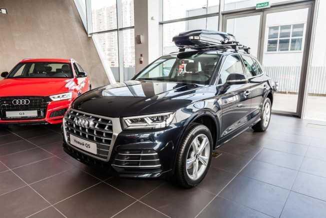 Audi Q5, 2018 год, 3 276 451 руб.