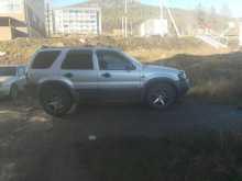 Усть-Кут Escape 2001