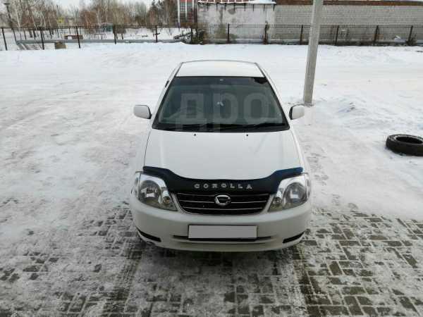 Toyota Corolla, 2002 год, 264 000 руб.