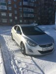 Hyundai Elantra, 2011 год, 485 000 руб.