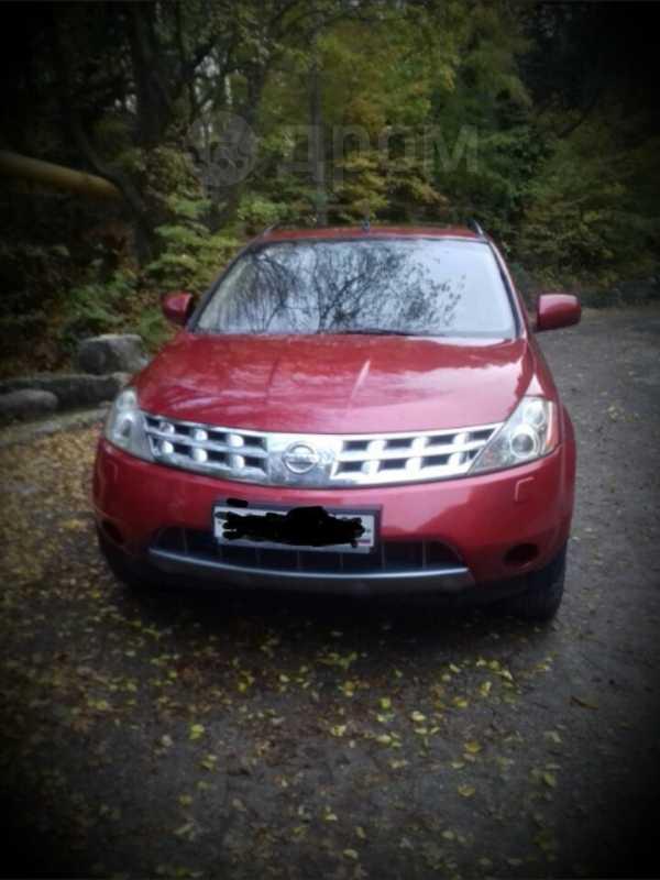 Nissan Murano, 2006 год, 370 000 руб.