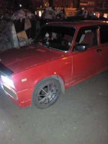 Томск 2107 1997