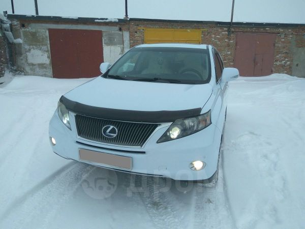 Lexus RX450h, 2010 год, 1 500 000 руб.