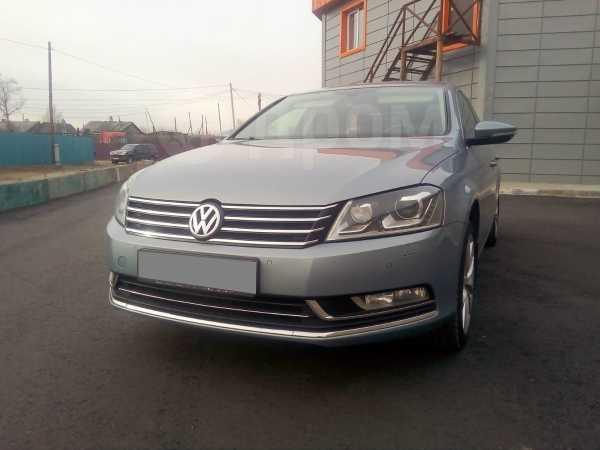Volkswagen Passat, 2012 год, 737 000 руб.
