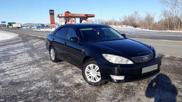 Toyota Camry, 2005 год, 510 000 руб.