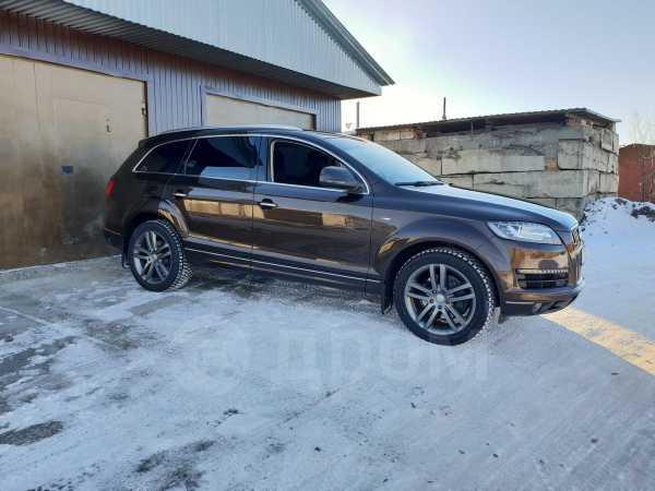 Audi Q7, 2011 год, 1 495 000 руб.