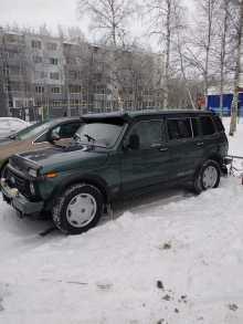 Нижневартовск 4x4 2131 Нива 2006