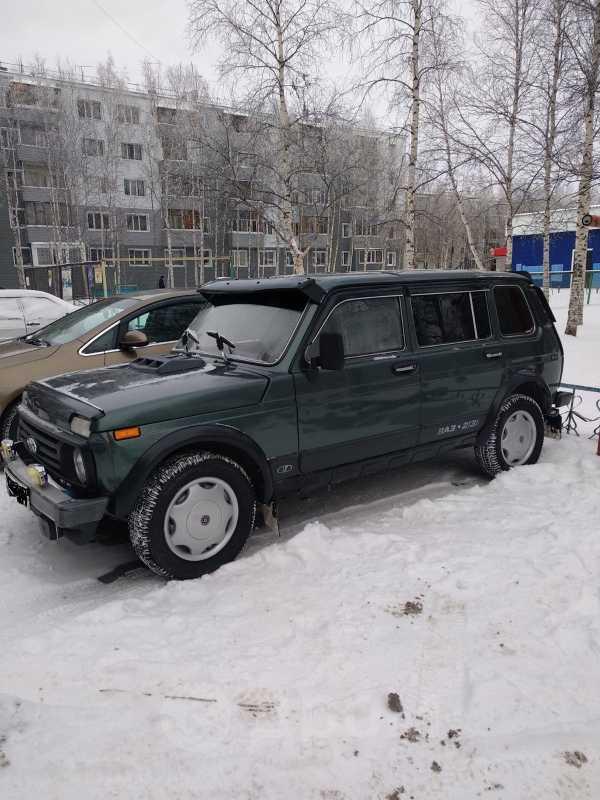 Лада 4x4 2131 Нива, 2006 год, 200 000 руб.