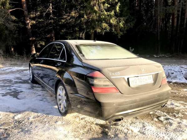 Mercedes-Benz S-Class, 2007 год, 1 047 000 руб.