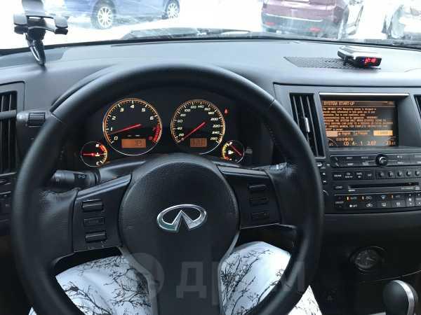 Infiniti FX35, 2004 год, 500 000 руб.