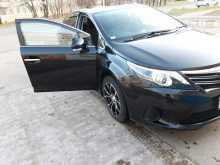 Комсомольск-на-Амуре Avensis 2012