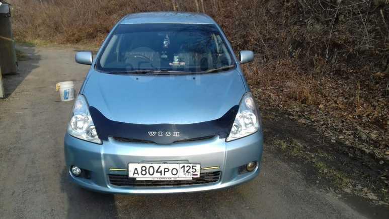 Toyota Wish, 2004 год, 465 000 руб.