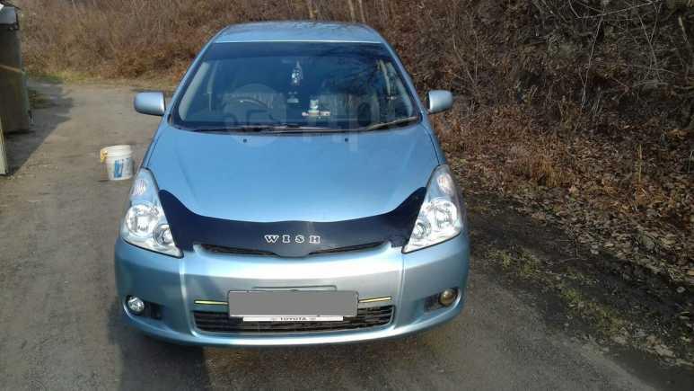 Toyota Wish, 2004 год, 470 000 руб.
