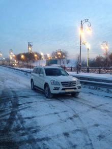 Mercedes-Benz GL-класс, 2011 г., Тюмень