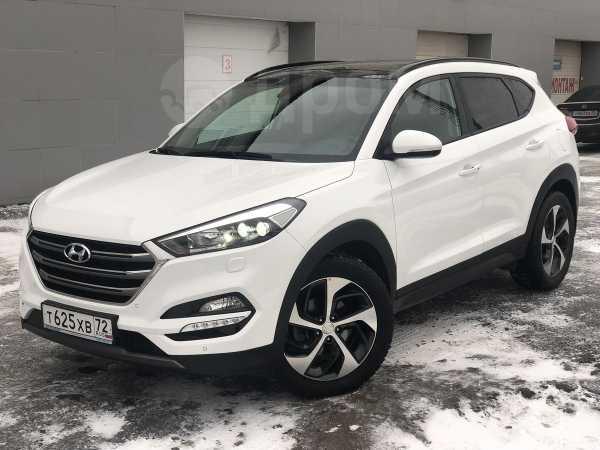 Hyundai Tucson, 2015 год, 1 370 000 руб.