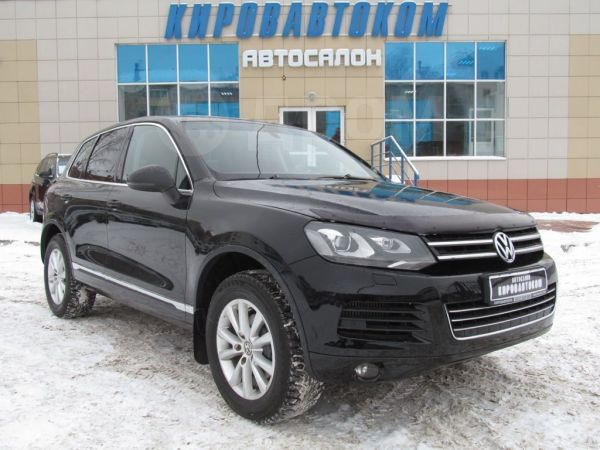Volkswagen Touareg, 2011 год, 1 299 000 руб.