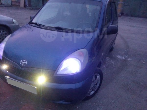 Toyota Yaris, 2000 год, 249 000 руб.