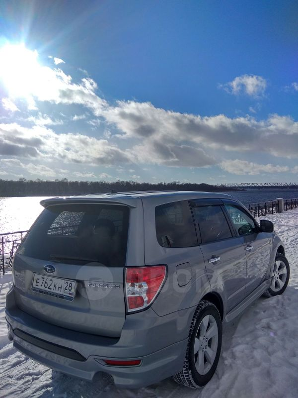 Subaru Forester, 2010 год, 808 000 руб.