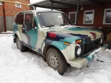 Ленинградская 4x4 2121 Нива 1982